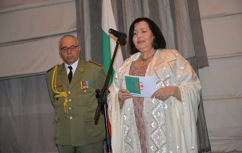 Algeria Celebrated 63 Years since the Revolution