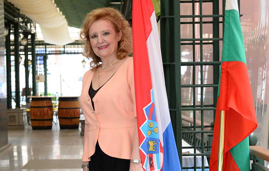 Interview with H. E. Ms. Ljerka Alajbeg, Ambassador Extraordinary and Plenipotentiary of the Republic of Croatia to the Republic of Bulgaria