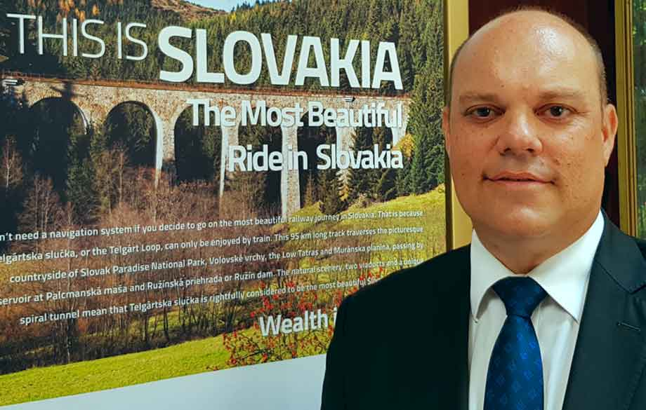 Interview with H. E. Mr. Manuel Korček, Ambassador Extraordinary and Plenipotentiary of the Slovak Republic to the Republic of Bulgaria