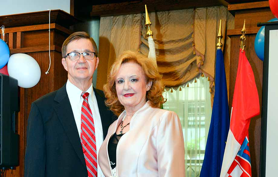 The Croats Celebrated Statehood Day