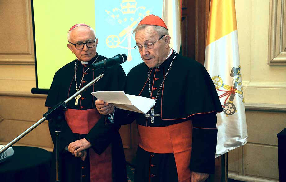 The Holy See Celebrated Its National Holiday