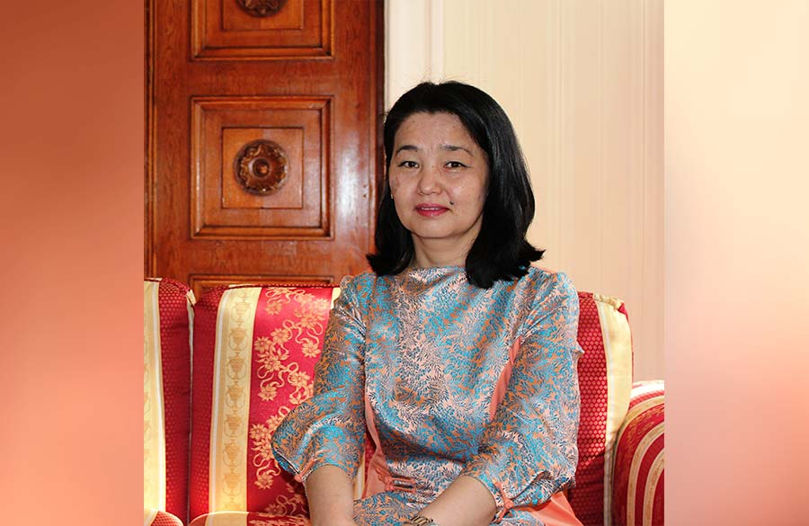 Interview with Mrs. Tuya Shonkhor, wife of Ambassador Extraordinary and Plenipotentiary of Mongolia to the Republic of Bulgaria