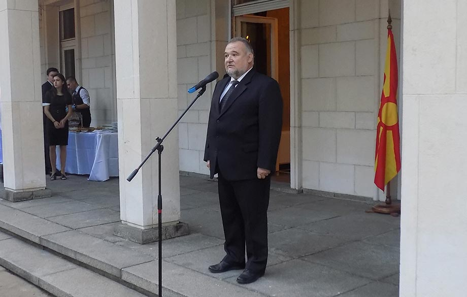 North Macedonia Celebrated its National Day