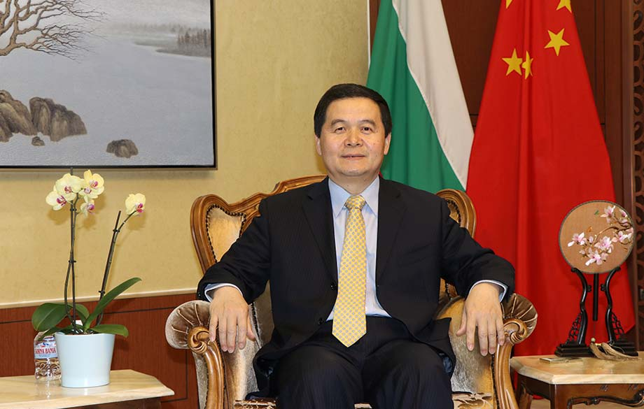 Interview with H. E. Mr. Dong Xiaojun, Ambassador Extraordinary and Plenipotentiary of the People's Republic of China to the Republic of Bulgaria