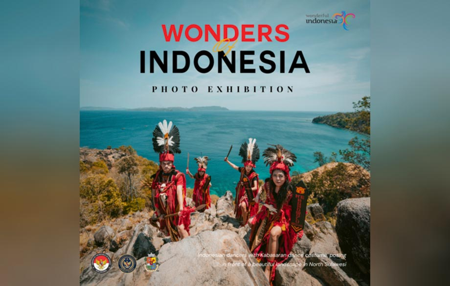 Wonders of Indonesia in the Crystal Garden
